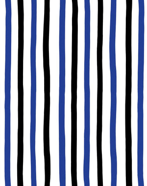Stripes Onyx  Wallpaper