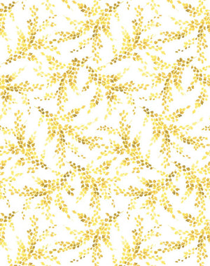 Sweet Caroline Yellow  Wallpaper
