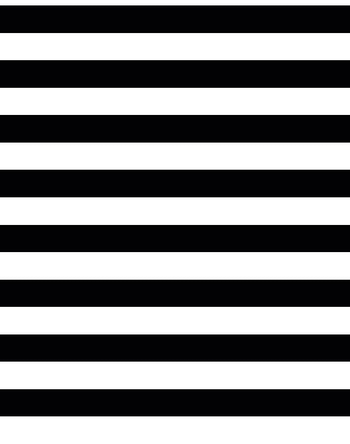 Cabana Stripe Removable Wallpaper - Black - Wallshoppe