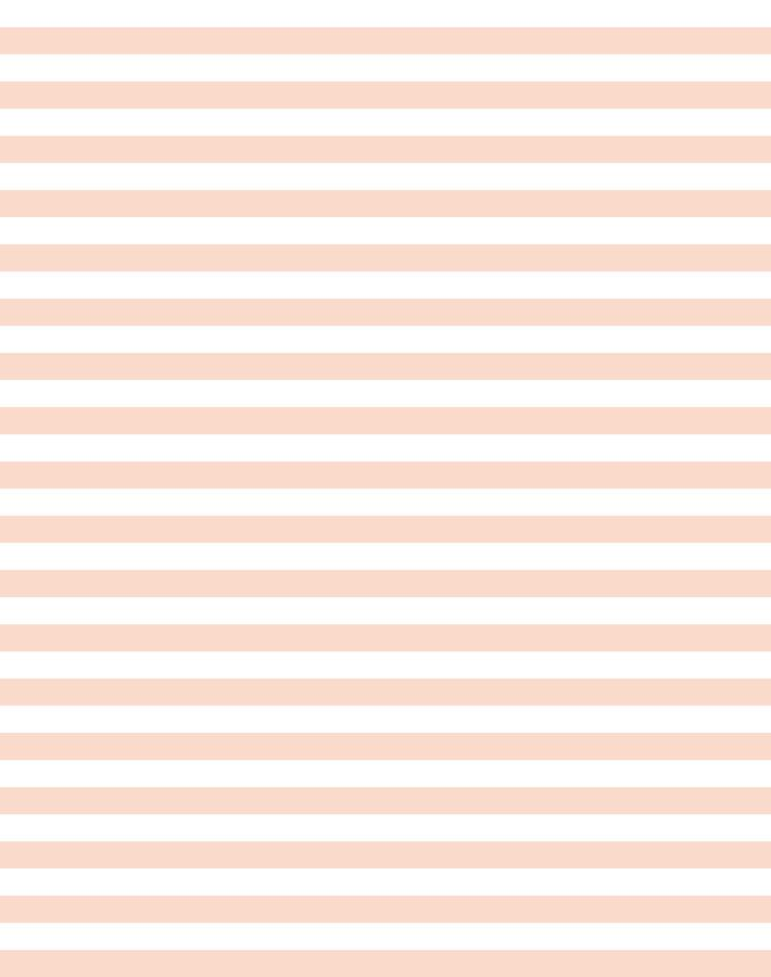 Cabana Stripe Pink  Wallpaper