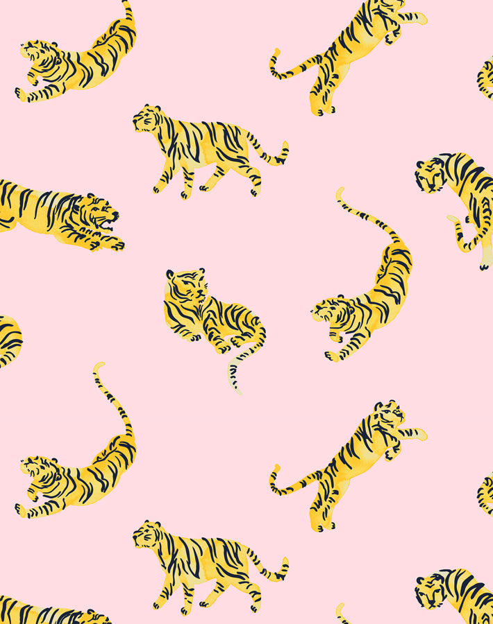 Tigers Ballet Slipper  Wallpaper