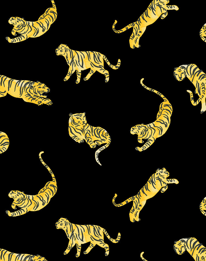 Tigers Onyx  Wallpaper
