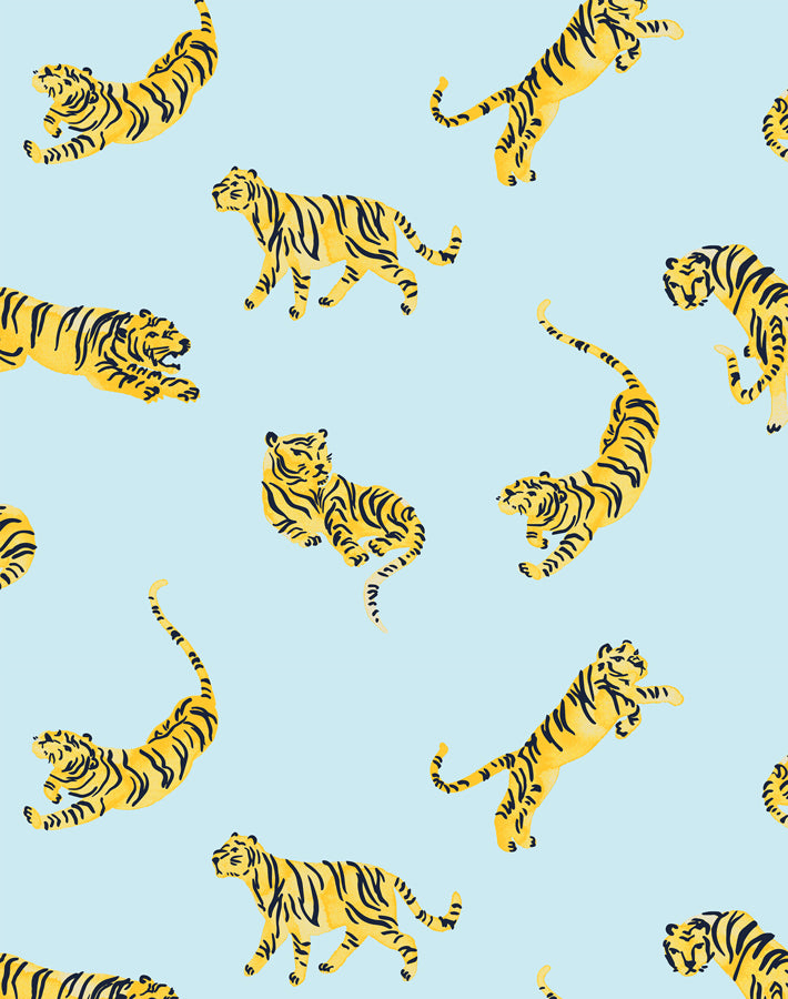 Tigers Sky  Wallpaper
