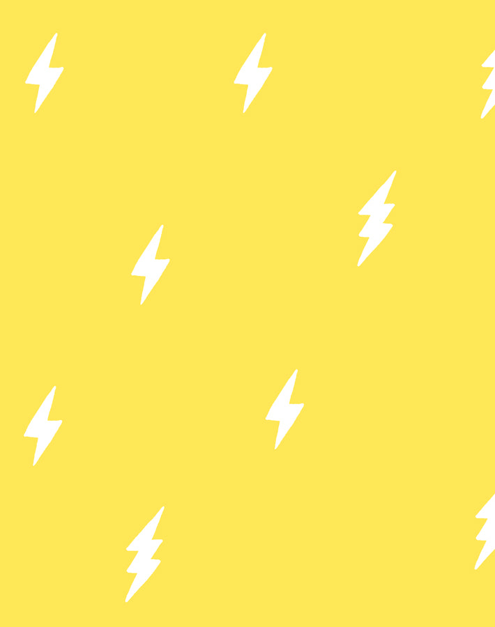 Zeus Lightning Daffodil  Wallpaper