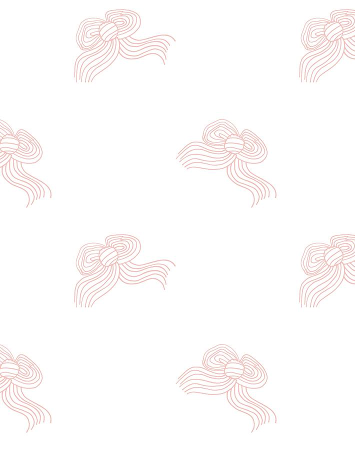 Bows Pink  Wallpaper