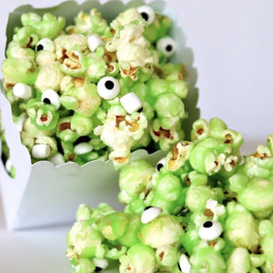 Monster Slime Popcorn – Halloween Food