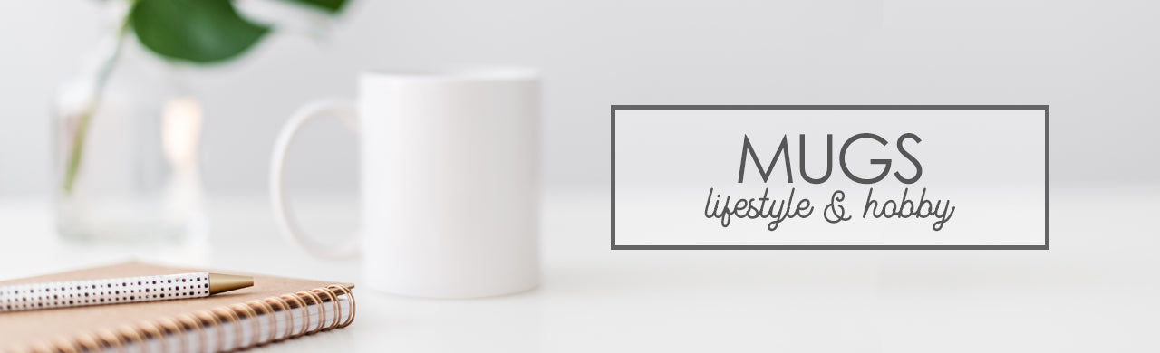 Lifestyle Mugs, Hobby, Activity, Sports, Baseball, Knitting, Football, Vegan, Healthy, Yoga
