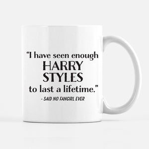 Harry Styles Fan girl Coffee Mug, PIPSY.COM