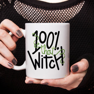 100% That Witch Snake Mug | PIPSY.COM