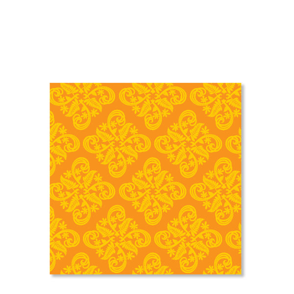 Tangerine Gift Tags