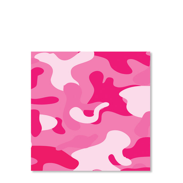 Camouflage Chick Gift Tags