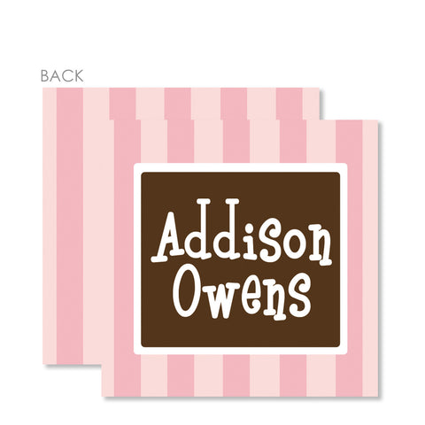 Cotton Candy Gift Tags