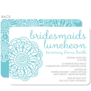 Blossom Bridal Shower Invitation