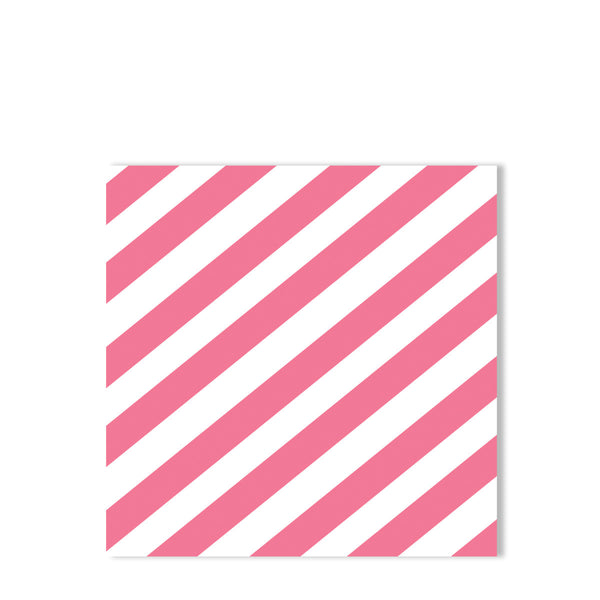 Pink Train Party Favor Tags