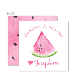 Watermelon Cardstock Gift Tags, Custom and Personalized, PIPSY.COM
