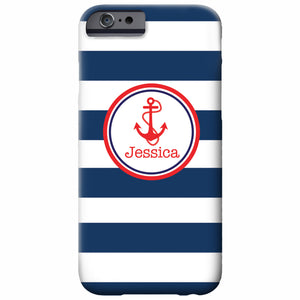 Anchor Nautical iPhone Case | Swanky Press