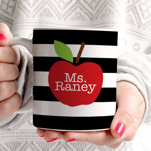 Apple Teacher Mug
