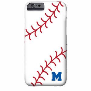 Personalized Baseball iPhone Case | Swanky Press