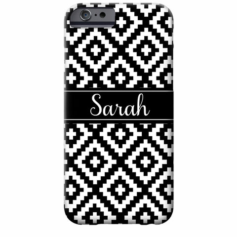 Diamonds iPhone case | Swanky Press