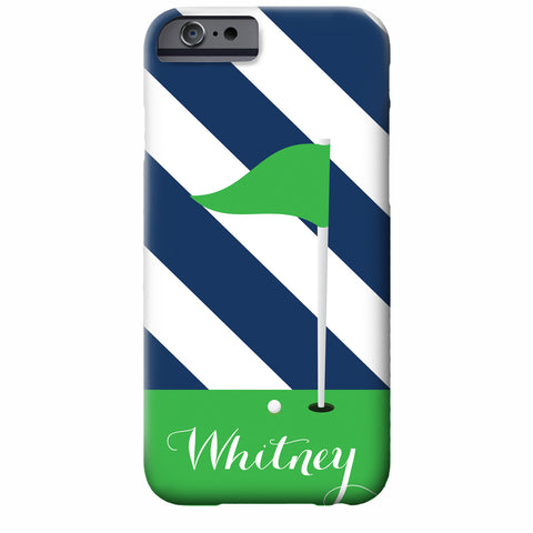 Golf Cell Phone Case