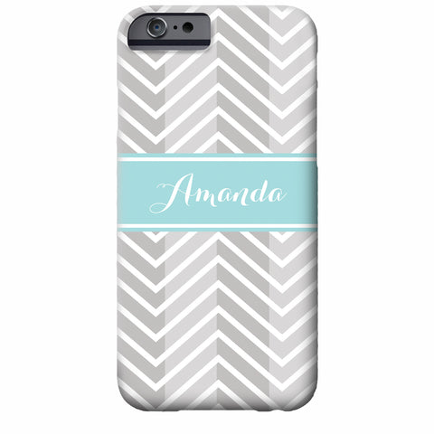 herringbone chevron iPhone case | Swanky Press