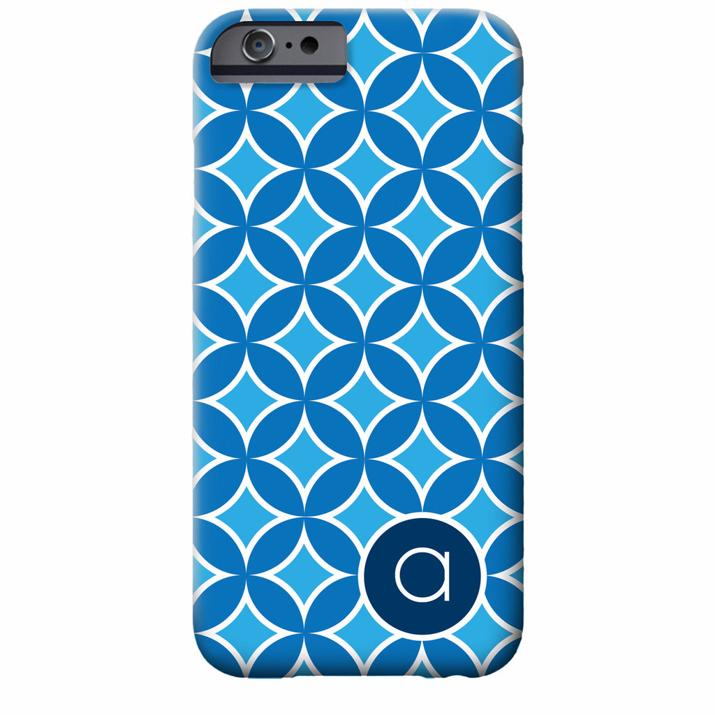 Personalized Modern Dots iPhone Case | Swanky Press