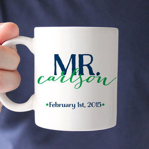 Mr. Coffee Mug