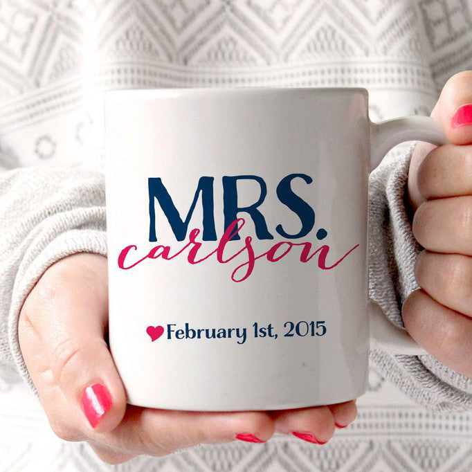 Mrs. Coffee Cup