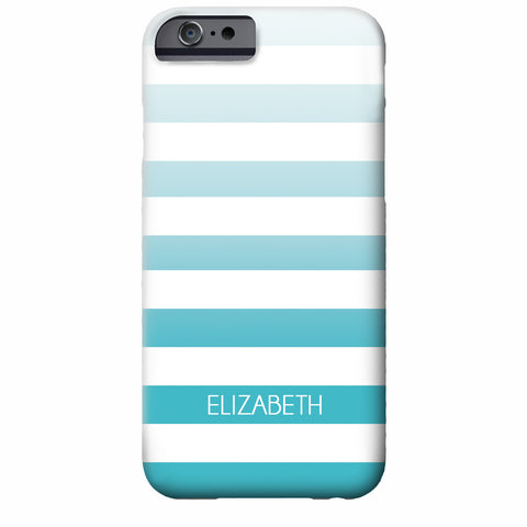 Personalized Ombre iPhone Case | Swanky Press