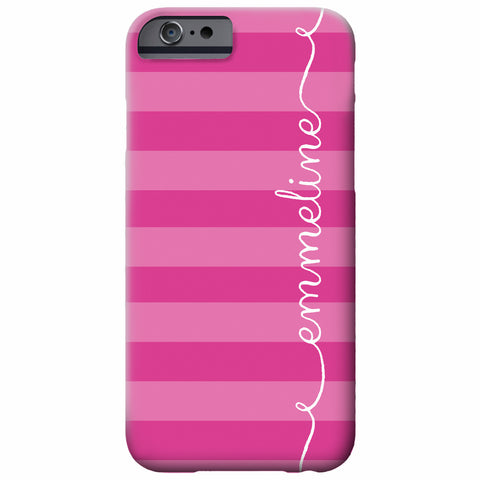 Personalized Ribbons iPhone Case | Swanky Press