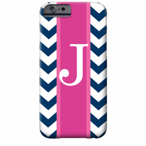 Chevron Rugby Stripe iPhone Case | Swanky Press