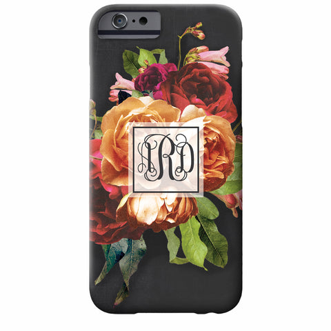 Floral Painting iPhone Case | Swanky Press