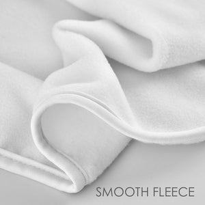Smooth fleece Baby Name Blanket | Pipsy.com