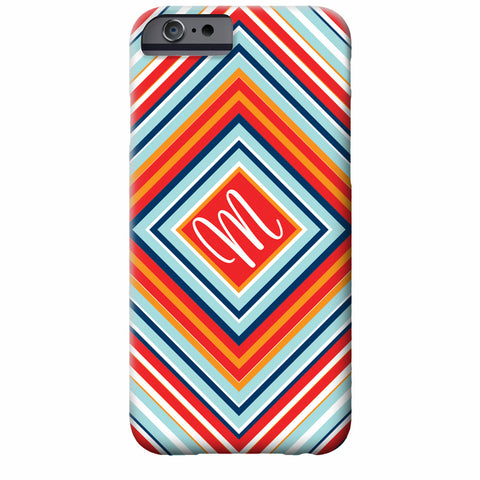 Squared Personalized iPhone Case | Swanky Press