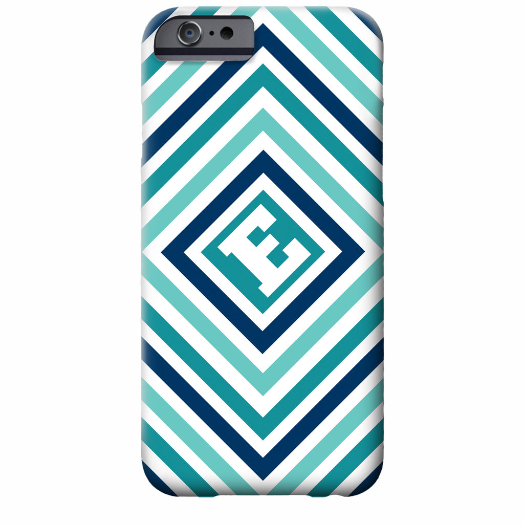 Personalized Squared iPhone Case | Swanky Press
