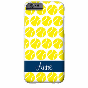 Tennis Ball iPhone Case