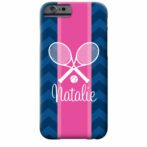 Tennis Cell Phone Case