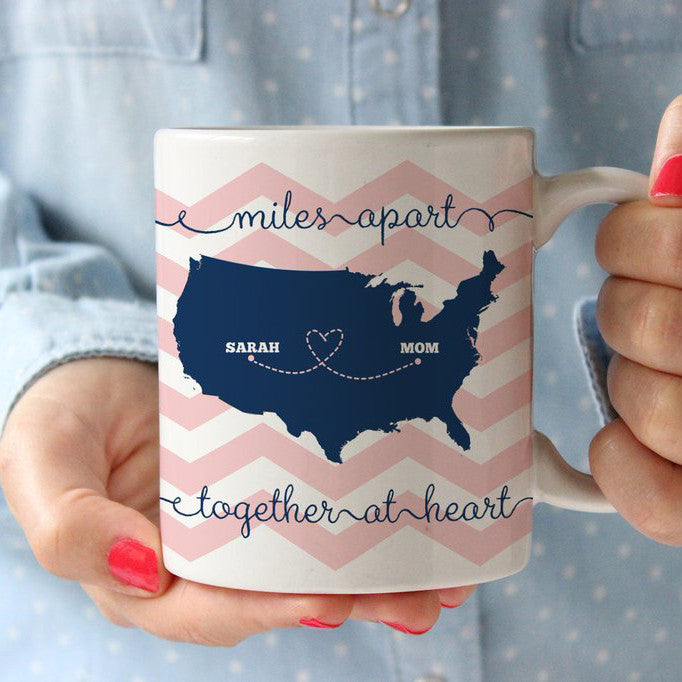 Together At Heart Coffee Mug