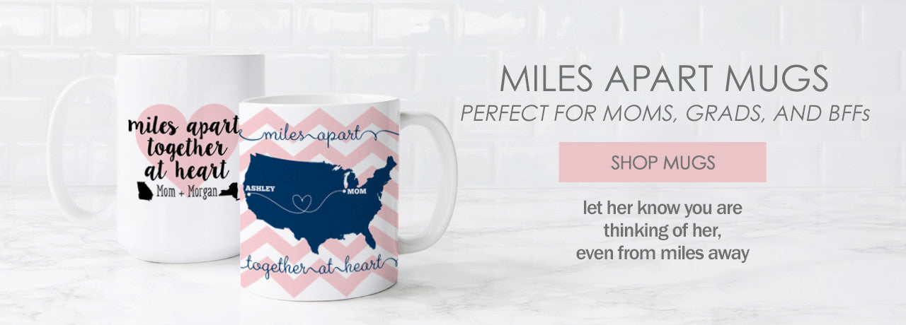 together at heart mug | swanky press