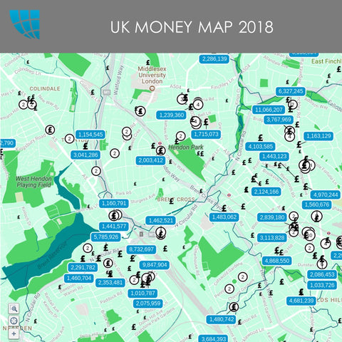 Money Map 2018 insitely