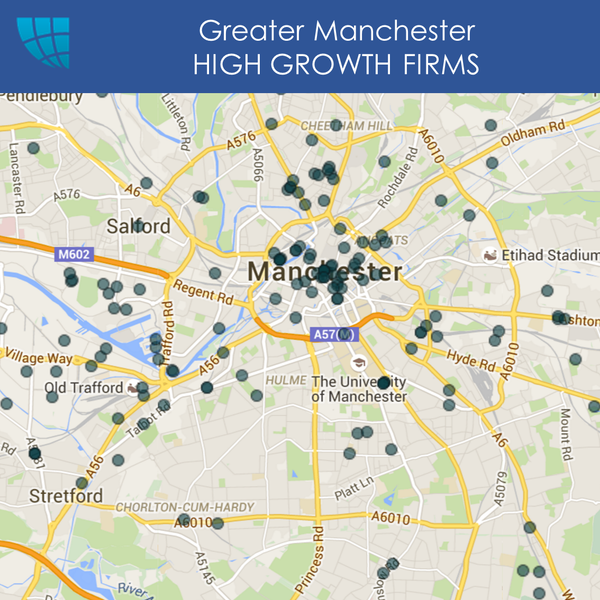 Manchester HIGH GROWTH FIRMS 2017