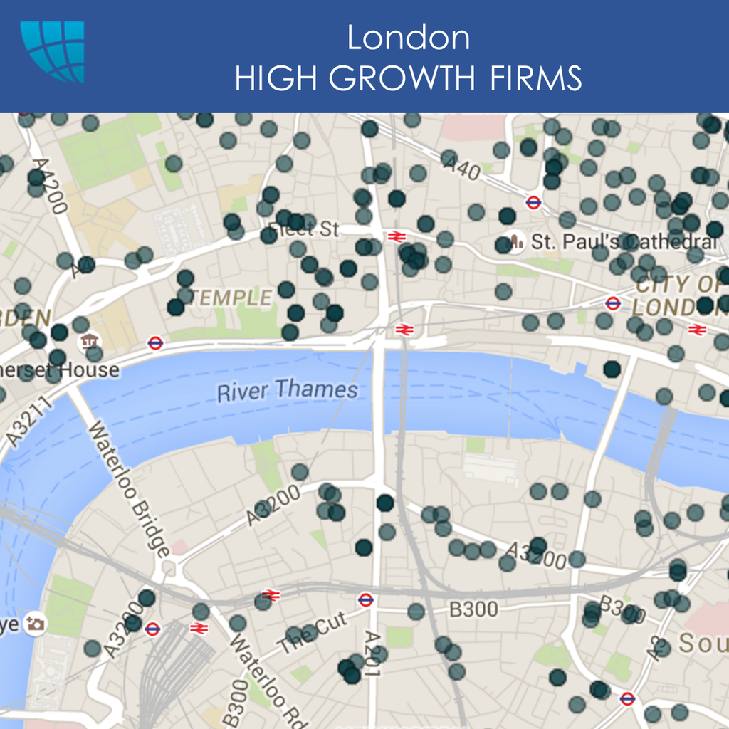 London HIGH GROWTH FIRMS, 2017