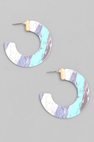 Ocean Earrings