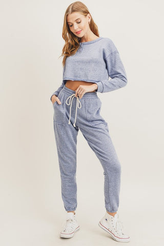 Cozy Set - Blue