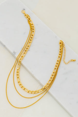 Marfa Layer Necklace