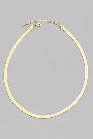 Felicity Gold Chain Necklace