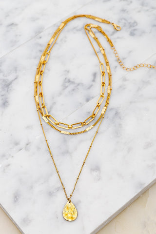 Carmen Layer Necklace