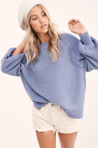 Kelly Sweater - Blue