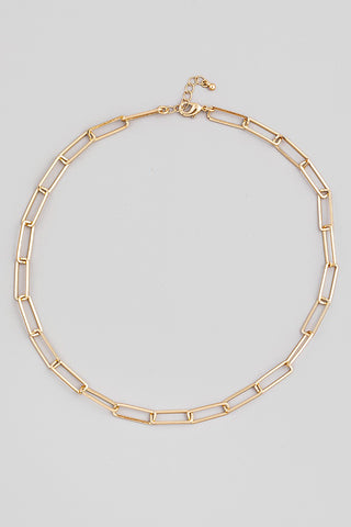 Montecito Chain Necklace