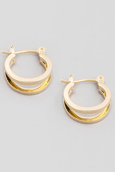 Denver Hoop Earrings
